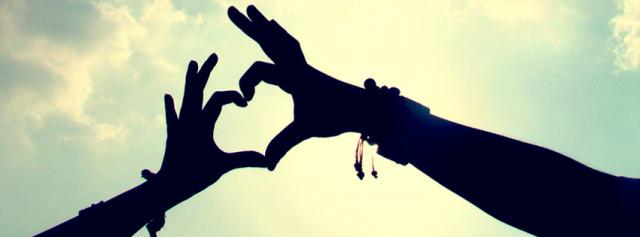 Cực yêu với những ảnh bìa đẹp về tình yêu dễ thương nhất 4