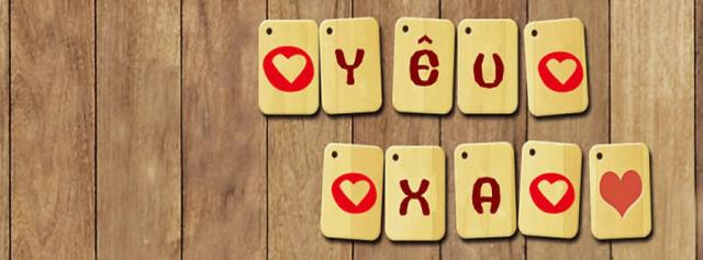 Cực yêu với những ảnh bìa đẹp về tình yêu dễ thương nhất 7