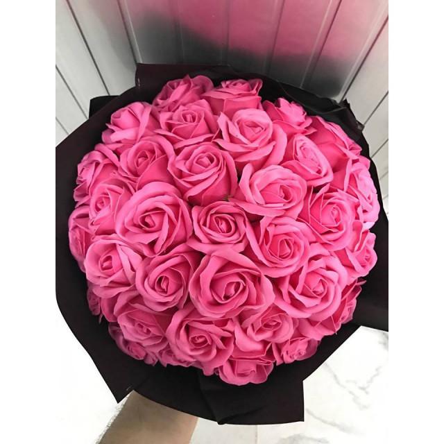 Những bó hoa 20/10 đẹp dễ thương tặng người yêu, bạn bè 1