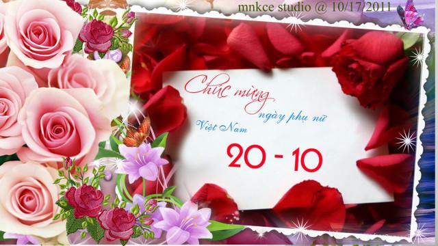 Những bó hoa 20/10 đẹp dễ thương tặng người yêu, bạn bè 12