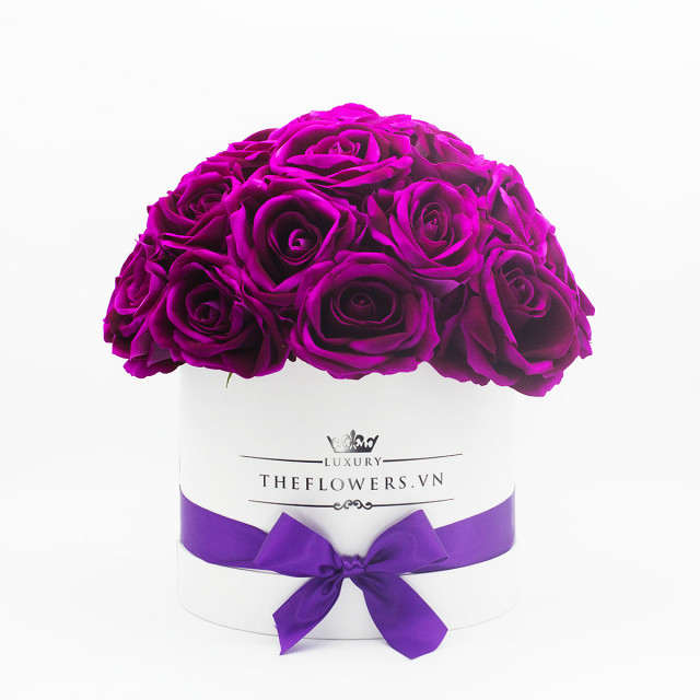 Những bó hoa 20/10 đẹp dễ thương tặng người yêu, bạn bè 13