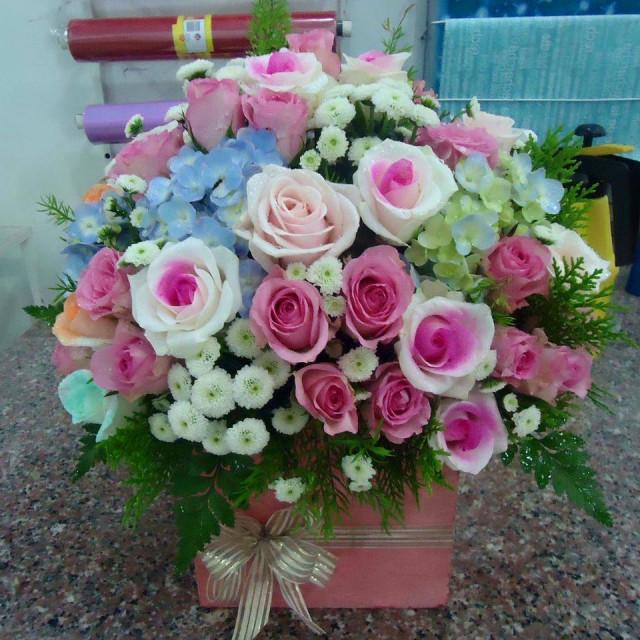 Những bó hoa 20/10 đẹp dễ thương tặng người yêu, bạn bè 6