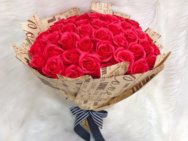Những bó hoa 20/10 đẹp dễ thương tặng người yêu, bạn bè 8