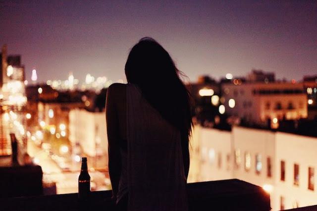 Hình ảnh buồn về đêm dễ gây nao lòng nhất