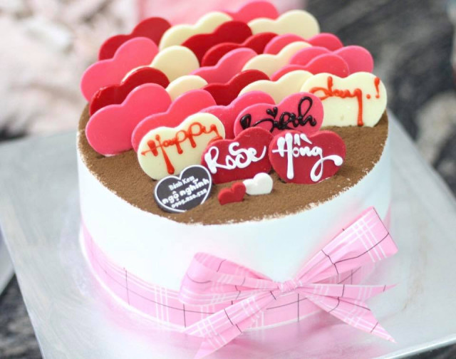 bánh sinh nhật đẹp 1