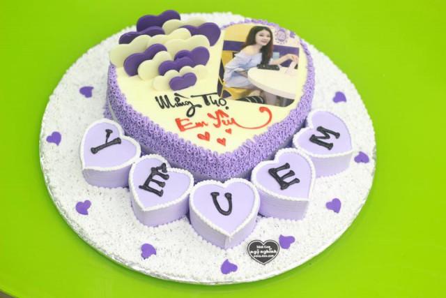 bánh sinh nhật đẹp 12