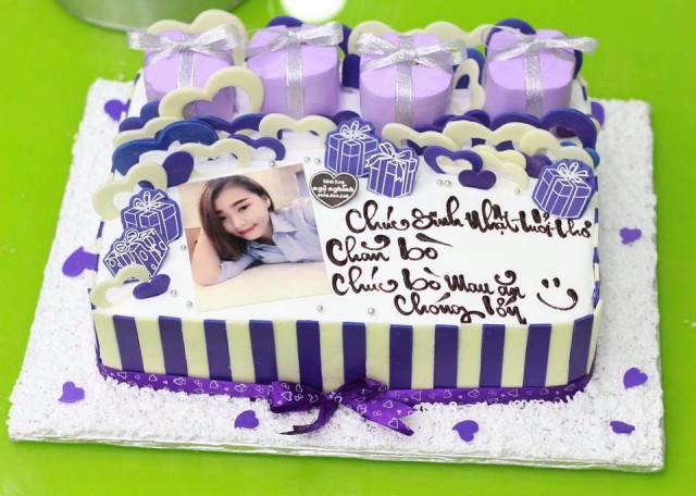 bánh sinh nhật đẹp 6