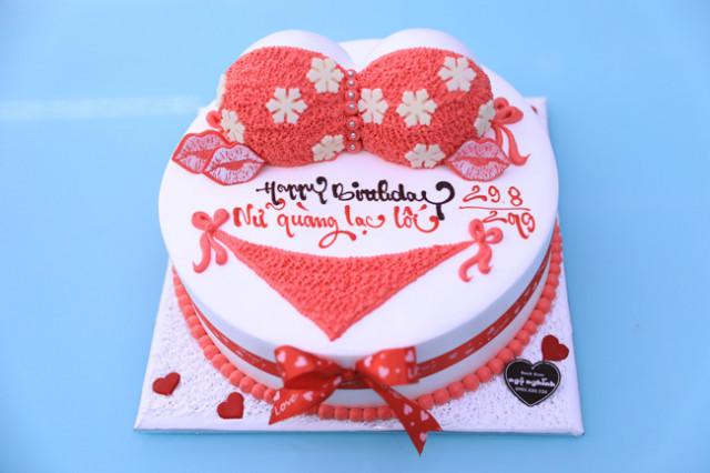 Bánh sinh nhật dễ thương 1