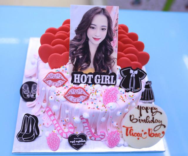 Bánh sinh nhật dễ thương 11