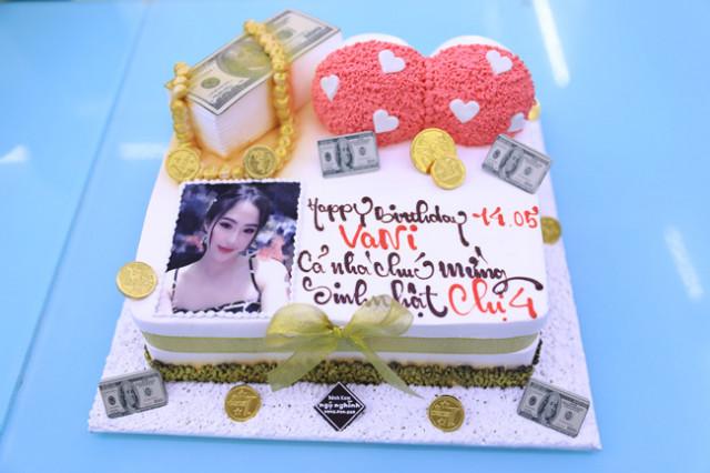 Bánh sinh nhật dễ thương 13