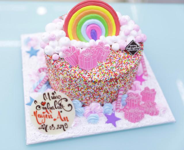 Bánh sinh nhật dễ thương 14