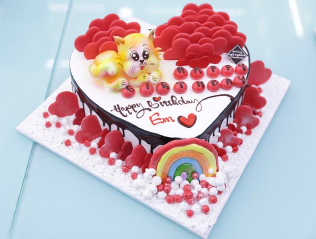 Bánh sinh nhật dễ thương 15