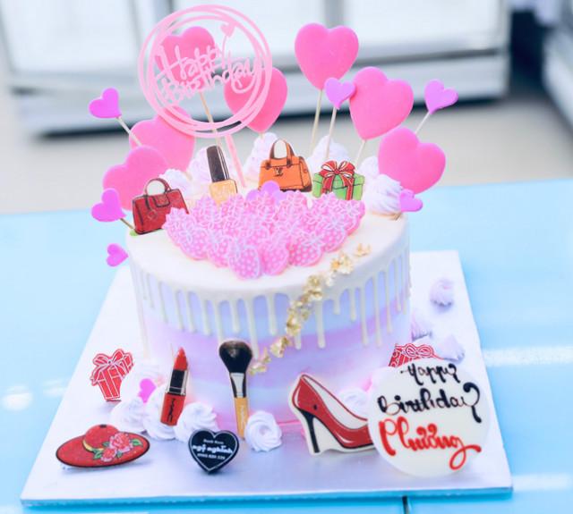Bánh sinh nhật dễ thương 2