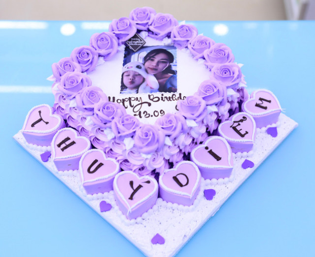 Bánh sinh nhật dễ thương 5