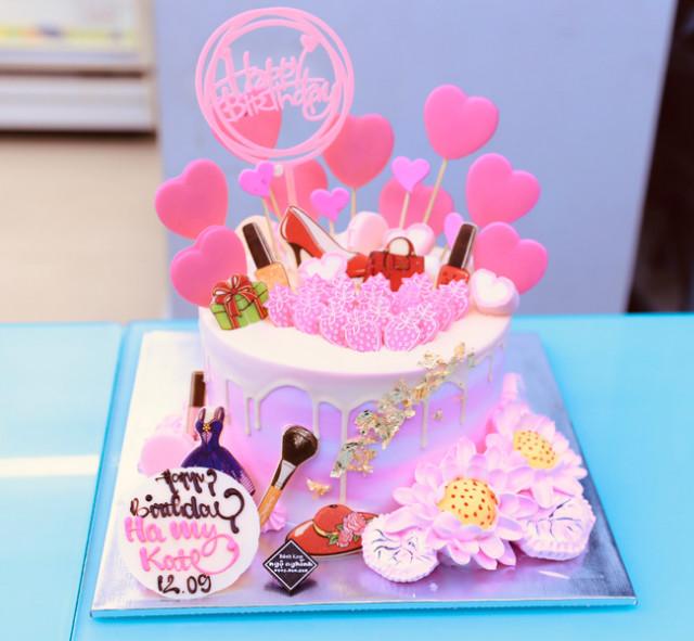 Bánh sinh nhật dễ thương 6