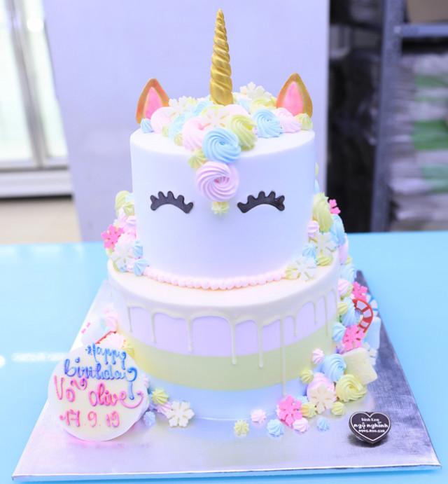 Bánh sinh nhật dễ thương 7