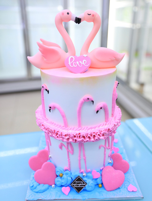 Bánh sinh nhật dễ thương 8