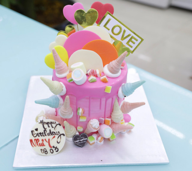 Bánh sinh nhật độc đáo, bá đạo nhất 1