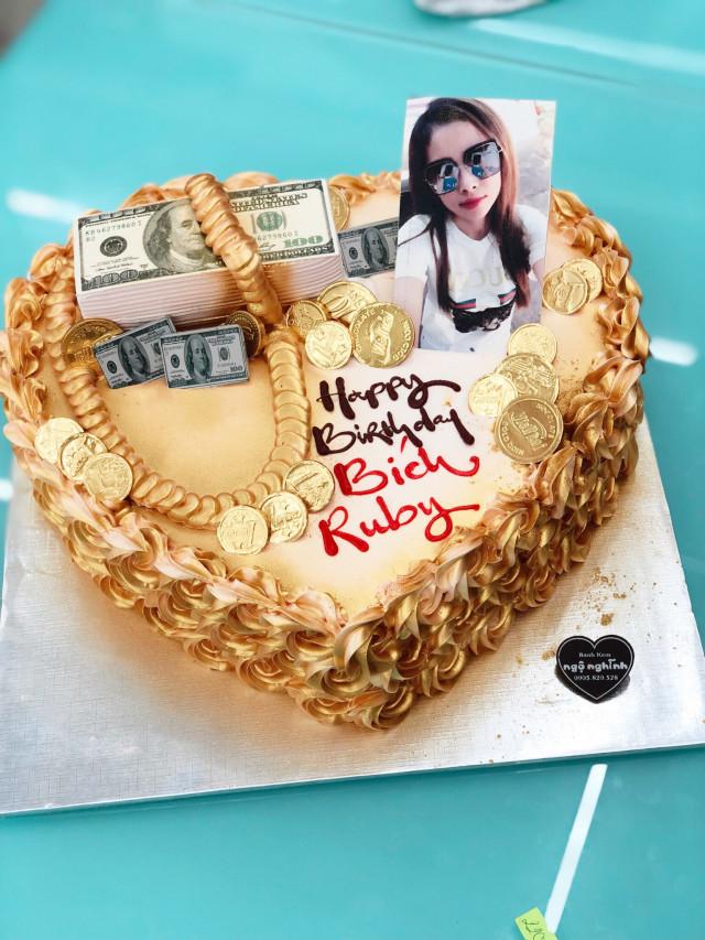 Bánh sinh nhật độc đáo, bá đạo nhất 12