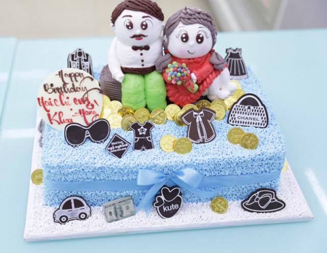 Bánh sinh nhật độc đáo, bá đạo nhất 2
