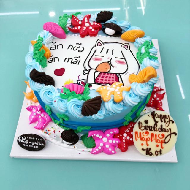 Bánh sinh nhật độc đáo, bá đạo nhất 4