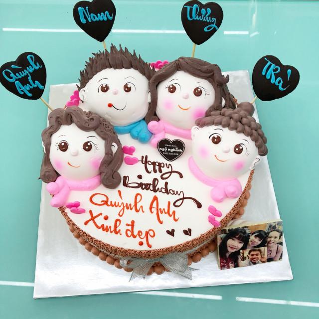 Bánh sinh nhật độc đáo, bá đạo nhất 7