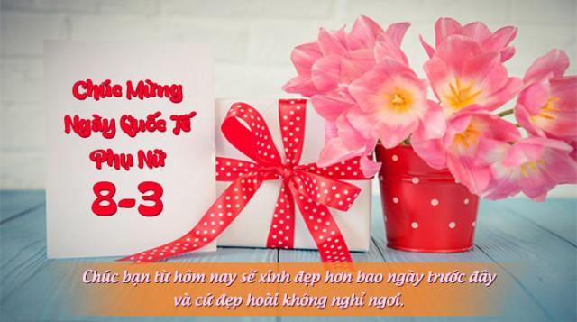 1001 Lời chúc 8/3 hay và ý nghĩa nhất gửi đến chị em phụ nữ 2