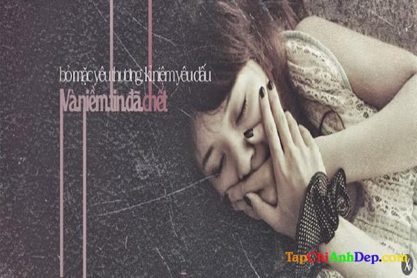 Hình ảnh buồn cô đơn khiến người xem không khỏi đau lòng.