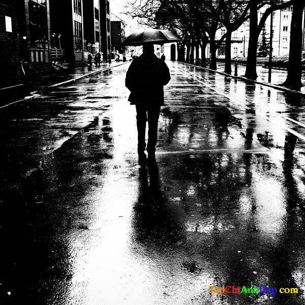 Hình ảnh buồn cô đơn một mình của con trai khiến tim bạn như tan chảy.