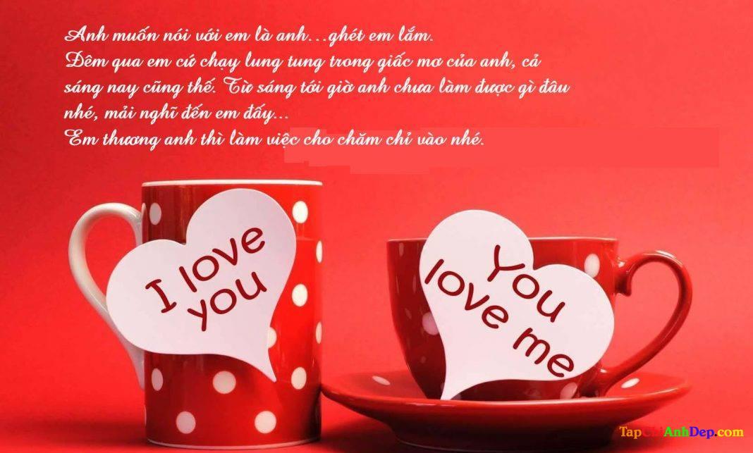 Lời Chúc Buổi Sáng Ngọt Ngào, Lãng Mạn Nhất Dành Cho Người Yêu