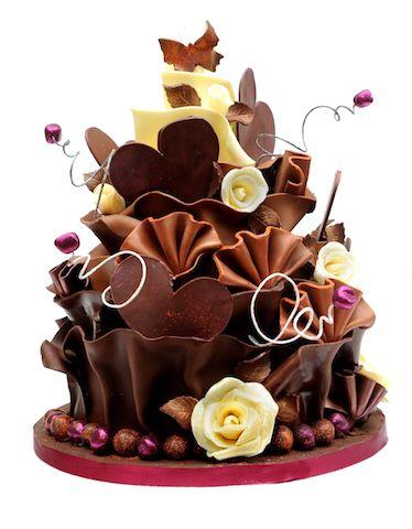 Hình ảnh bánh sinh nhật đẹp dễ thương nhất mẫu 1