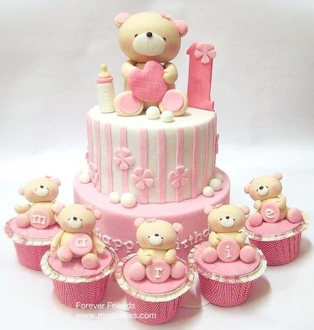 Hình ảnh bánh sinh nhật đẹp dễ thương nhất mẫu 6