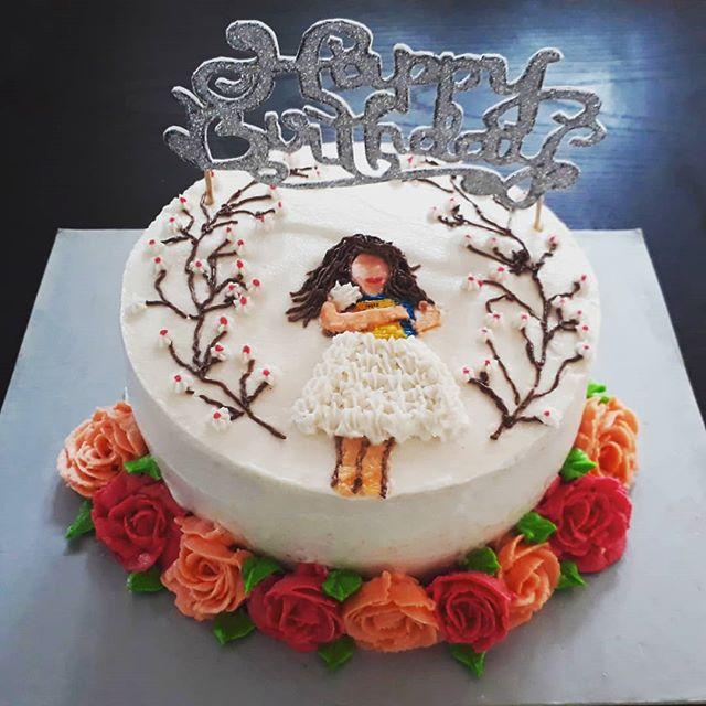 Những mẫu bánh sinh nhật đẹp nhất