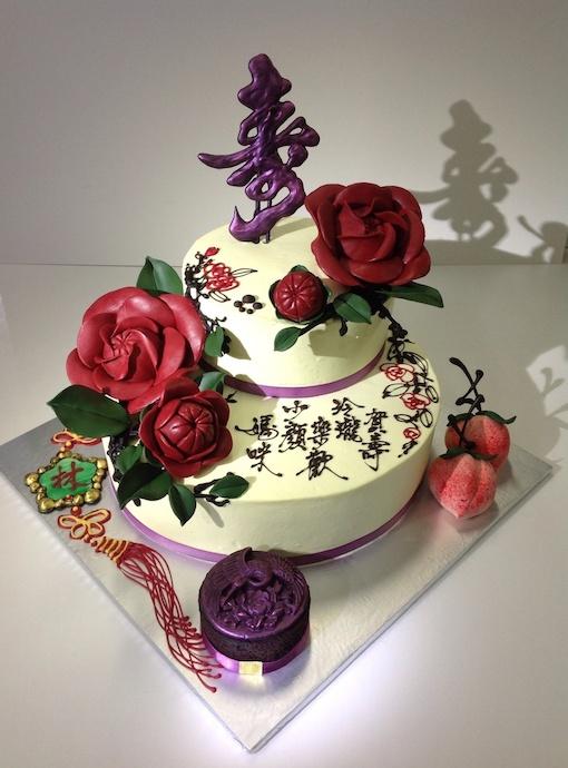 Những mẫu bánh sinh nhật đẹp với nhiều kiểu dáng độc lạ mẫu 5