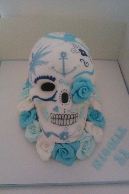 Những mẫu bánh sinh nhật đẹp với nhiều kiểu dáng độc lạ mẫu 7