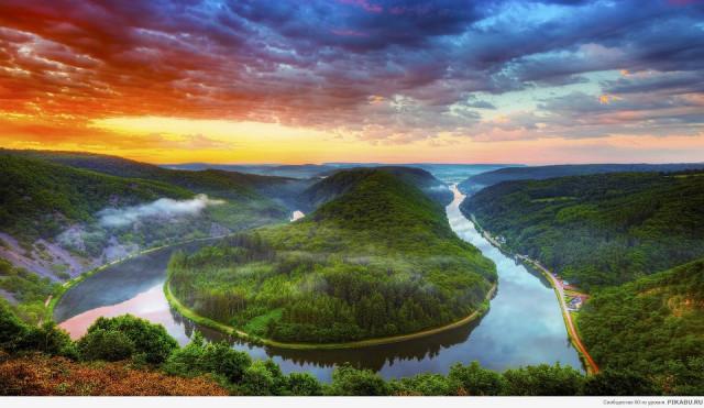 Hình ảnh đẹp về cảnh sắc thiên nhiên 9