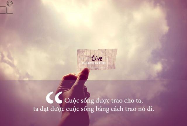 59 câu danh ngôn cuộc sống hay ý nghĩa giúp bạn vực dậy mạnh mẽ