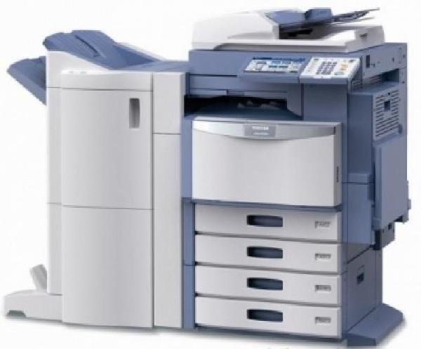 Dịch vụ cho thuê máy photocopy màu đời mới tại TPHCM