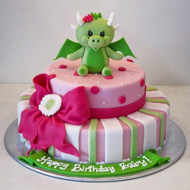 Hình ảnh những chiếc bánh sinh nhật đẹp và dễ thương nhất