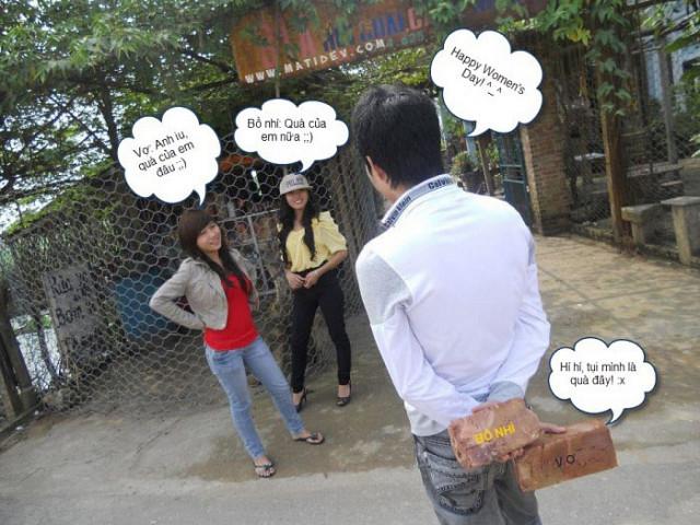 Những hình ảnh hài hước vui nhộn nhất Việt Nam