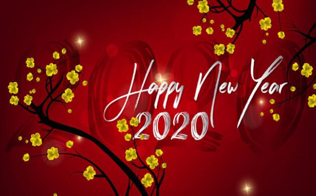 Những lời chúc tết, chúc mừng năm mới 2020 cho người yêu, bạn bè