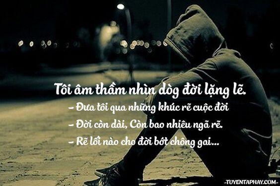 Tong Hop Stt Buon Tam Trang Ve Tinh Yeu Buon Chan Co Don 4