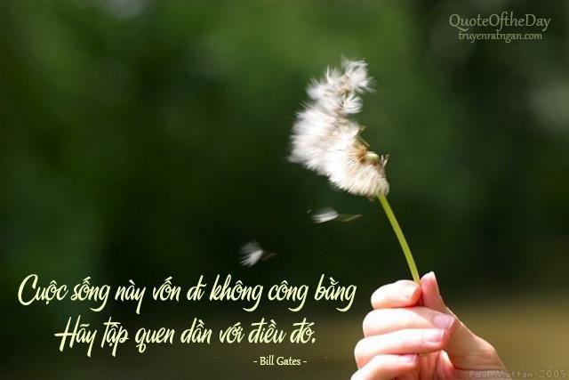 Tuyen Tap Nhung Cau Noi Hay Ve Cuoc Song Ma Ban Phai Nho Suot Doi 1