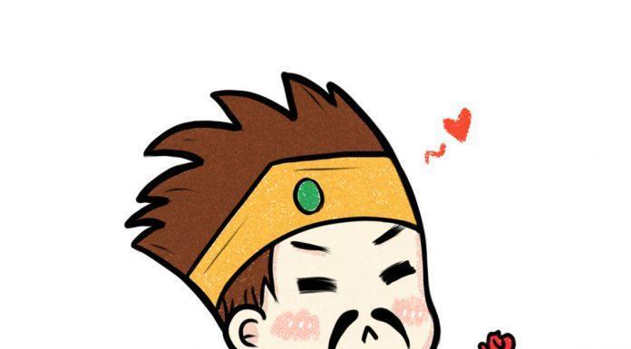 Avatar siêu dễ thương đáng yêu. (Nguồn: internet)
