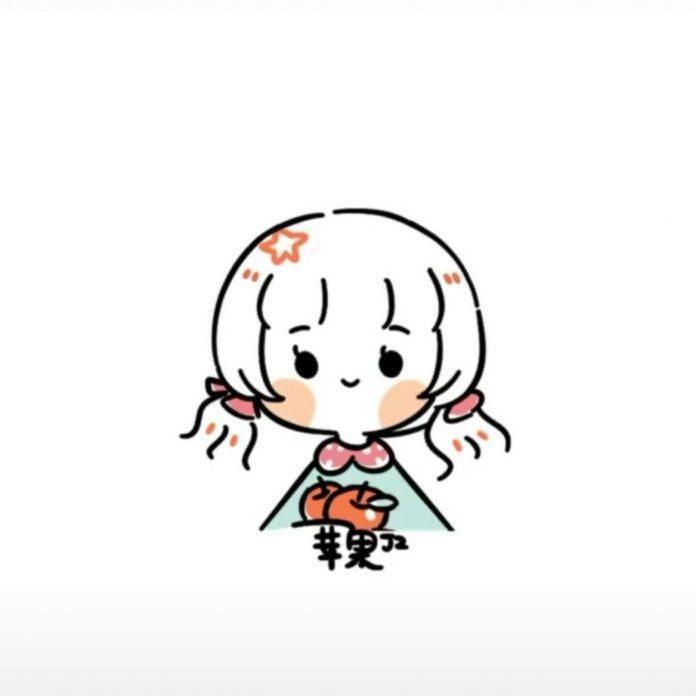 avatar cute về tình yêu. (Nguồn: Internet).