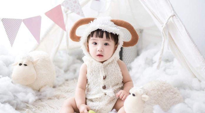 hình ảnh baby siêu dễ thương. (Nguồn: Internet)