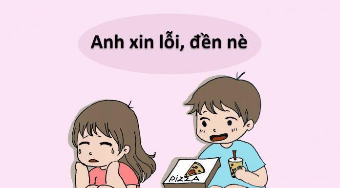 Hình ảnh dê thương về tình yêu ngọt lịm tim. (Nguồn: Internet)